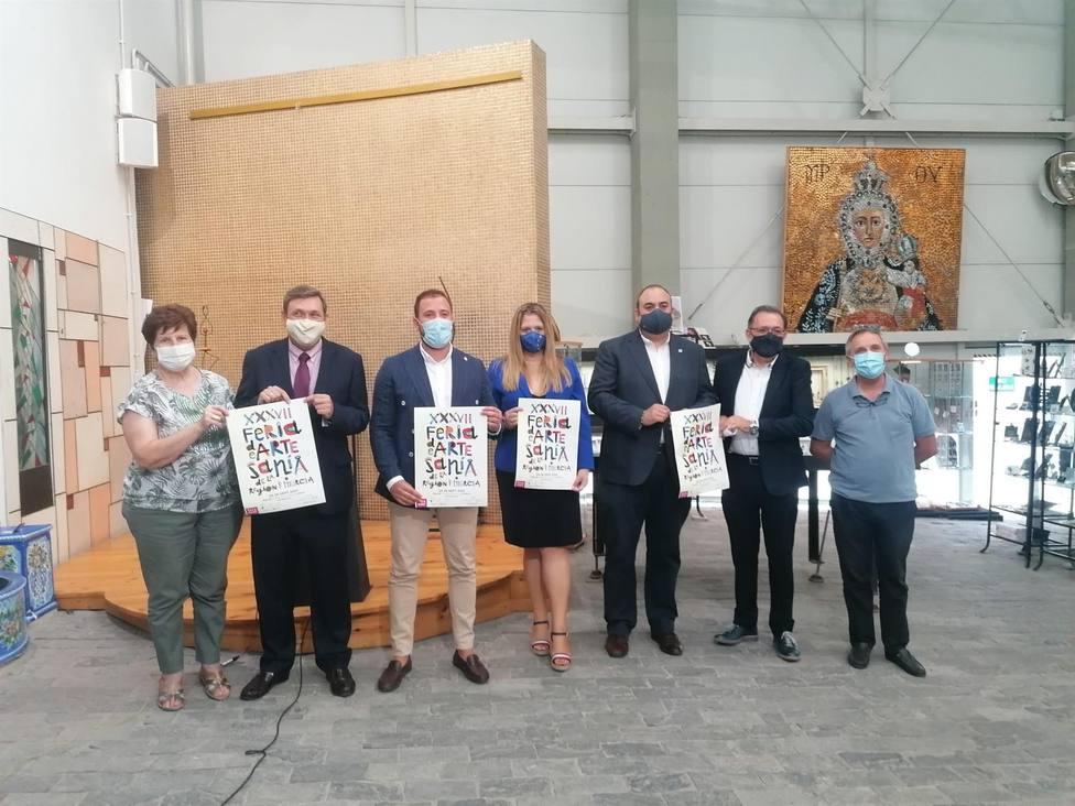 La XXXVII edición de la Feria de Artesanía de la Región se celebrará del 23 al 26 de septiembre en Lorca