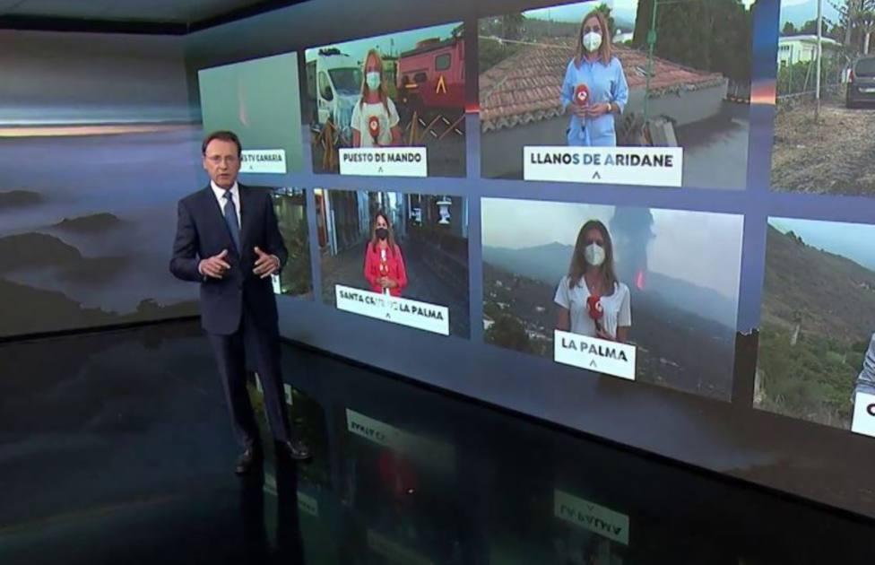 Matías Prats, en Antena 3