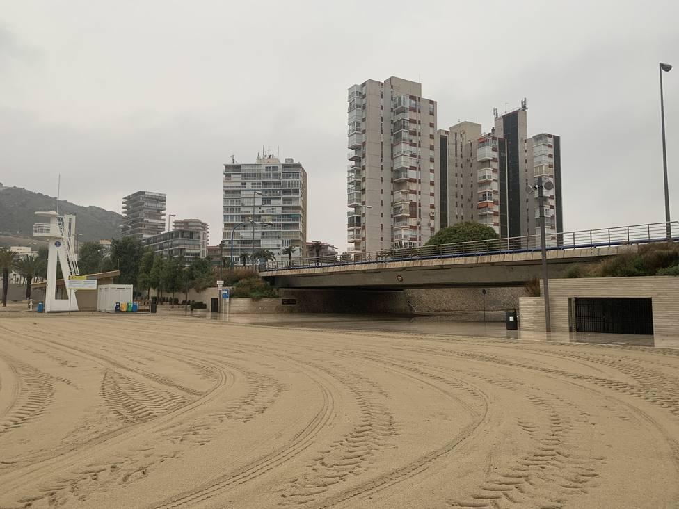 El Ayuntamiento prepara la adjudicación de las obras para mejorar la accesibilidad a La Albufereta