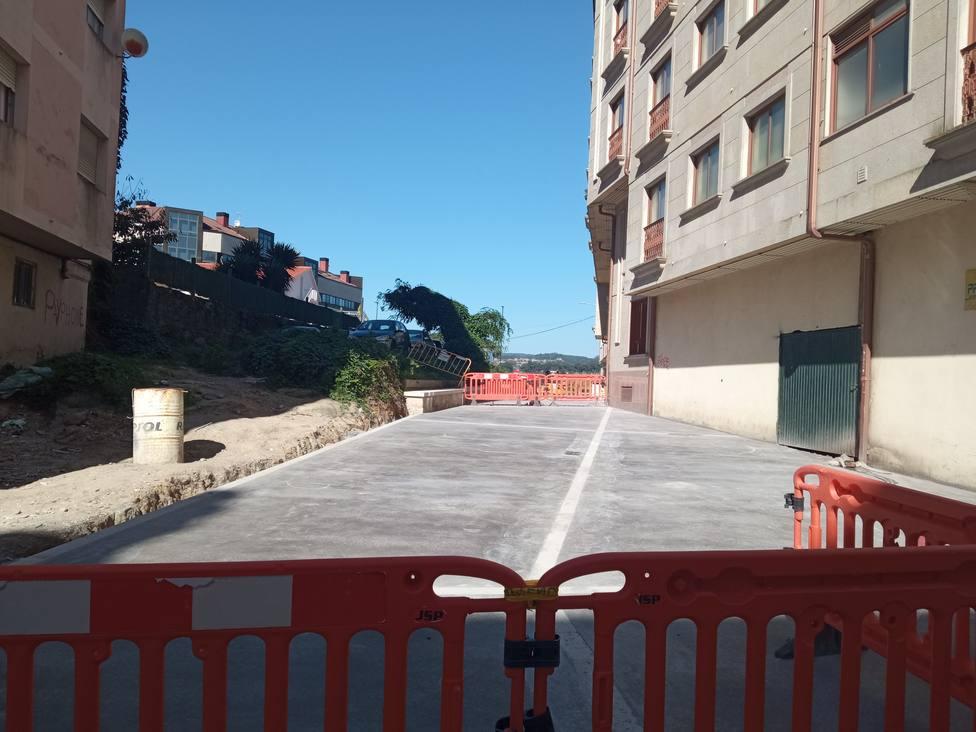 Calle Amor Ruibal
