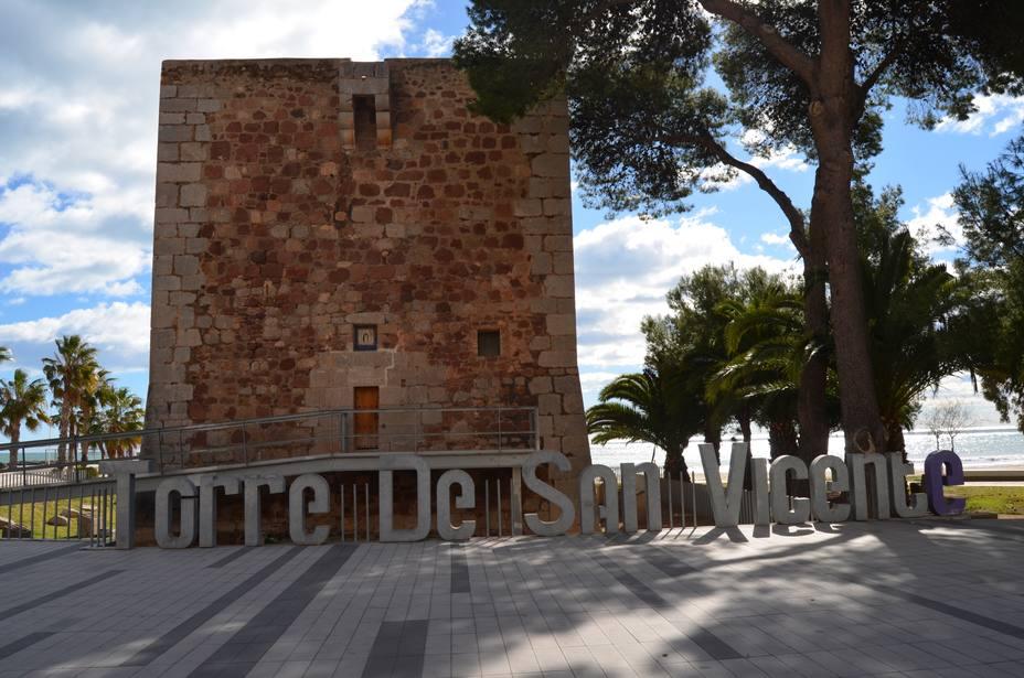 Torre de Sant Vicent de Benicassim