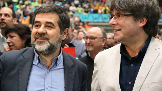 Puigdemont anunciará esta noche si apoya a Jordi Sánchez como candidato a presidir la Generalitat