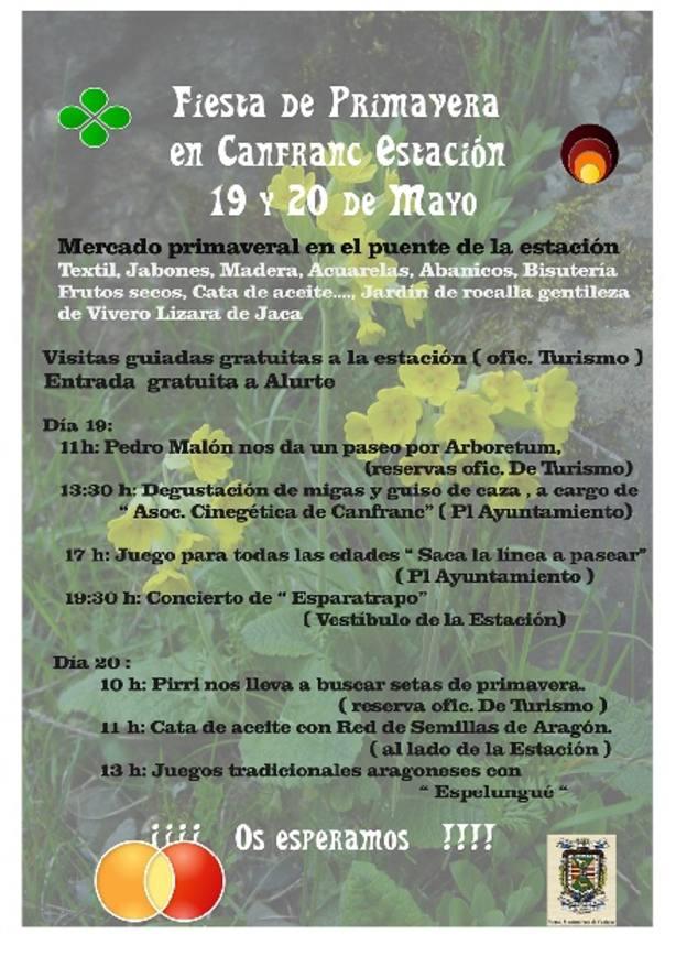 Fiesta de Primavera en Canfranc