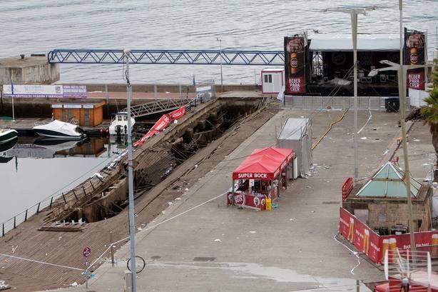 El festival O Marisquiño continuará en 2019 pese al accidente aunque no confirma si seguirá en Vigo