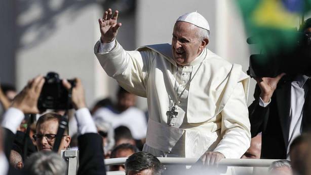 El Papa Francisco pretende viajar a Japón y espera que sea en 2019