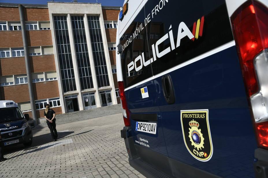 Policía Nacional. Archivo