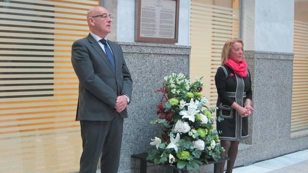 El TSJPV homenajeará este miércoles al juez Lidón en el 17 aniversario de su asesinato por parte de ETA