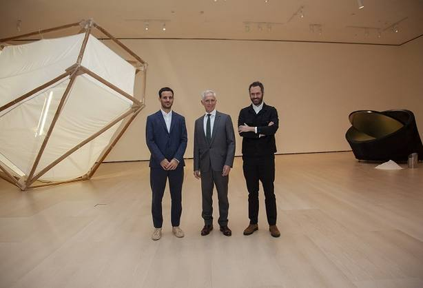 Museo Guggenheim acoge hasta el 28 de abril la muestra sobre arquitectura, arte y storytelling Architecture Effects