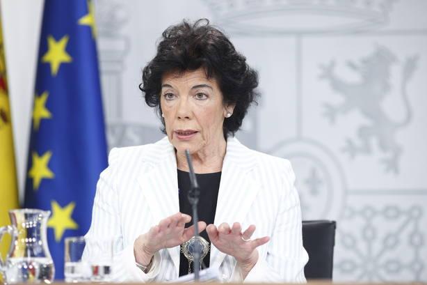 El Gobierno ver sorprendente que PP y Cs se arroguen el derecho a presidir la Junta de Andalucía