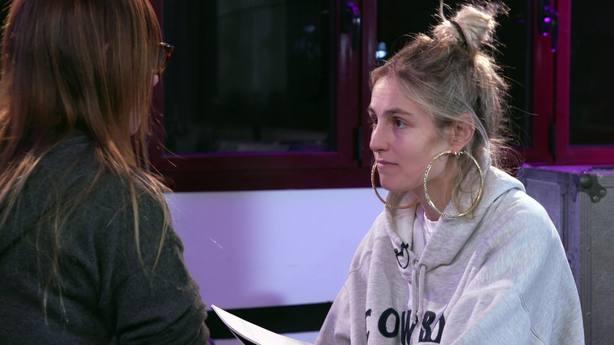 María, la favorita para ir a Eurovisión, despotrica sobre su canción: No tiene nada que ver conmigo
