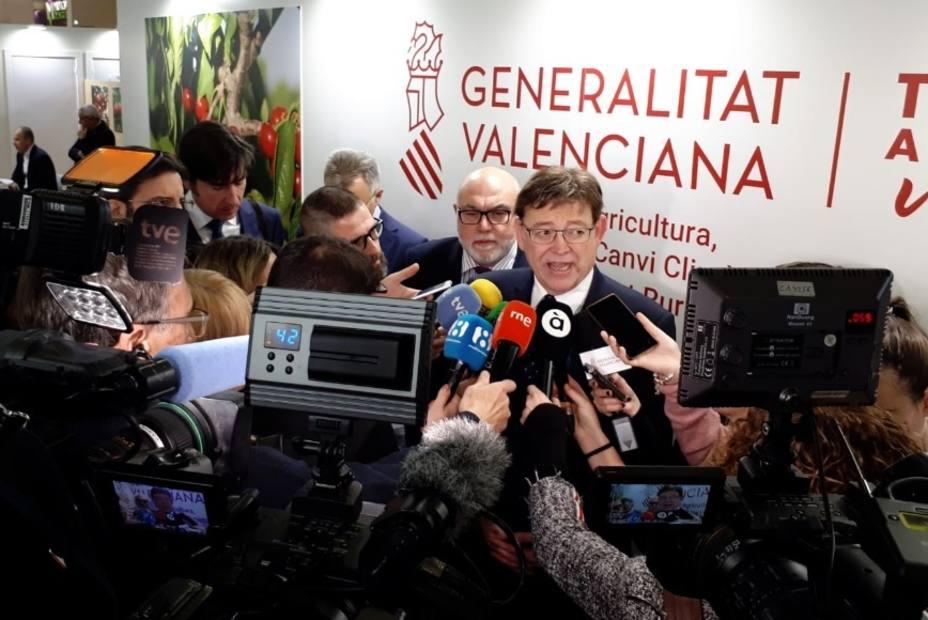 Puig, sobre la concentración contra Sánchez: La exageración de la oposición es absolutamente impresentable