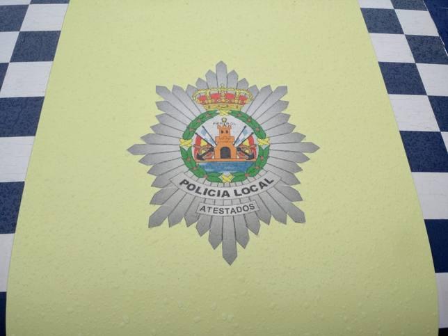 Escudo de la Policía Local de Ferrol