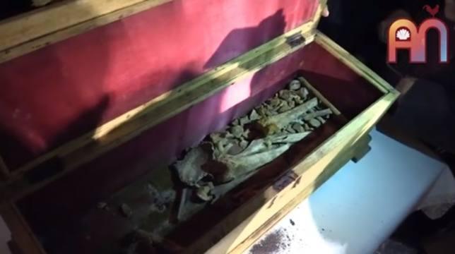 La Diócesis abre el sepulcro de Santo Domingo de la Calzada en la Catedral donde se conserva