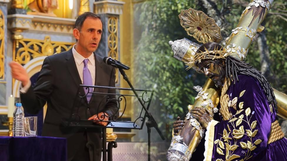 El genial pregón de Semana Santa de Juan Manuel Cotelo