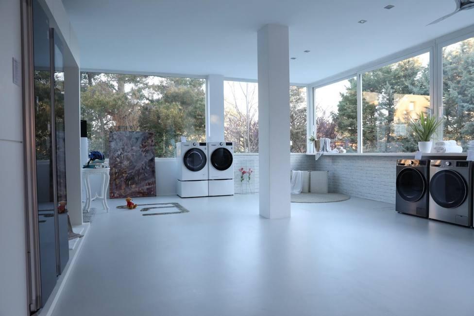 LG presenta sus nuevas lavadoras con Inteligencia Artificial y tecnología de lavado TurboWash 360º