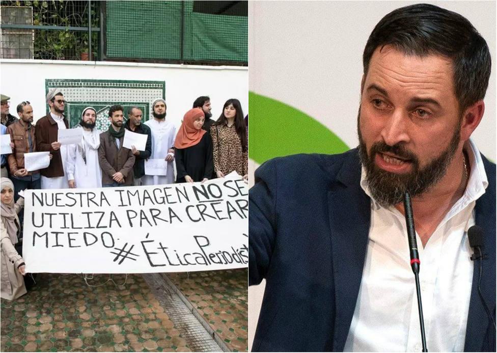 Una mezquita de Sevilla responde a la dura reflexión de Abascal sobre el yihadista detenido