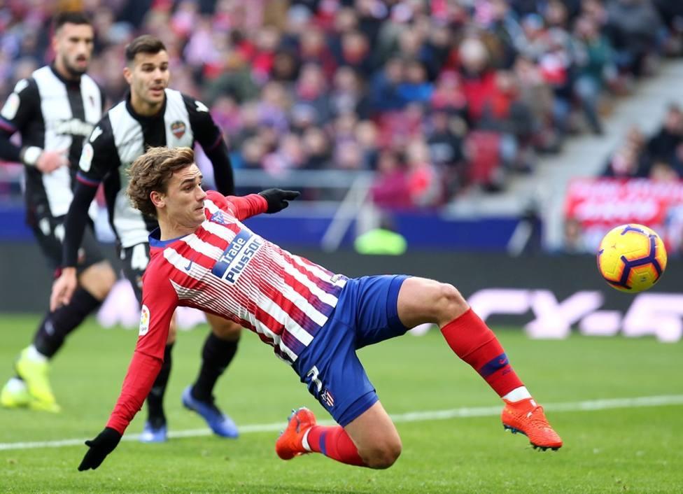 Previa del Levante - Atlético Madrid