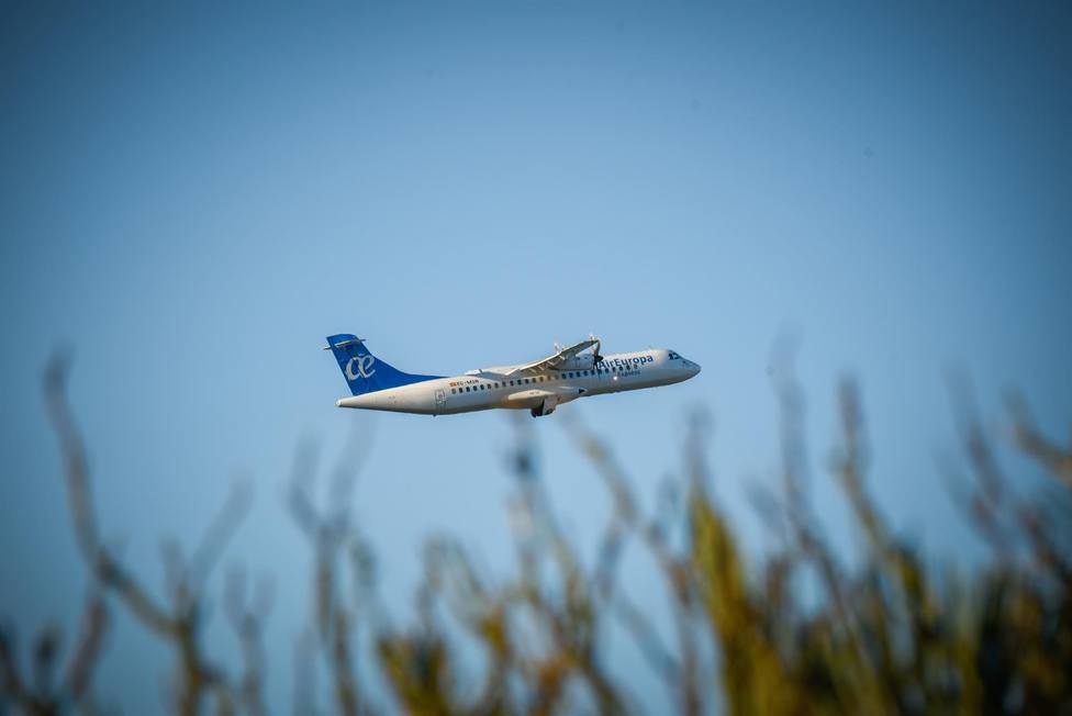 Un avión de la compañía