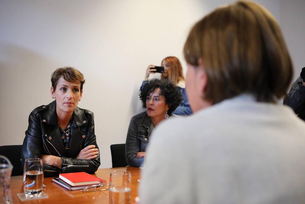 El PSN afirma que no aceptará chantajes o amenazas políticas ni de EH Bildu ni de Navarra Suma