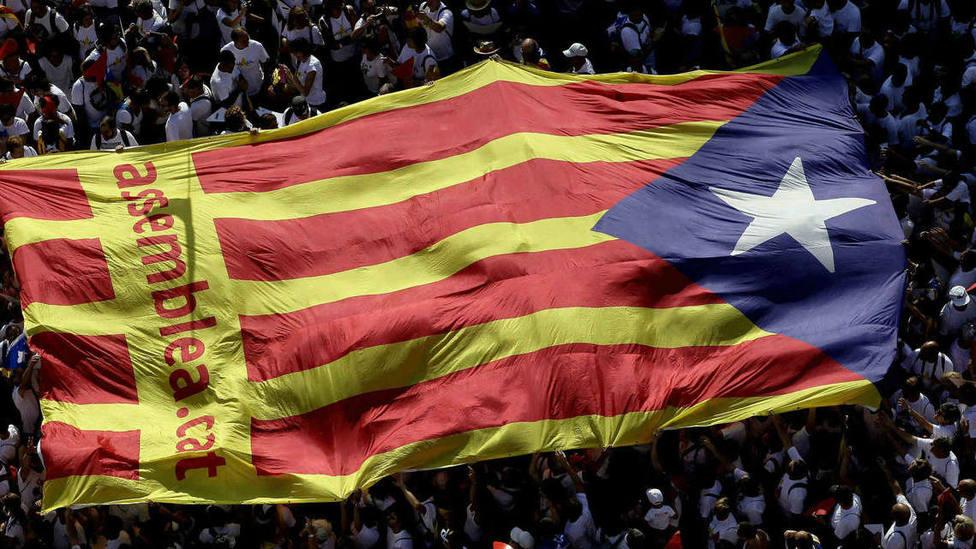 La ruptura del independentismo catalán