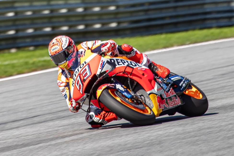 Entrenamientos libres Moto GP