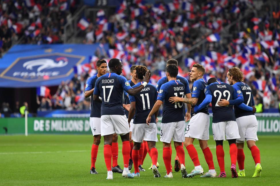 (Grupo H) Francia y Turquía comparten liderato tras sus victorias ante Andorra y Moldavia