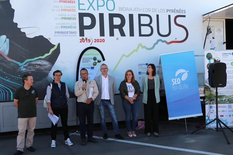 Inauguración Piribus
