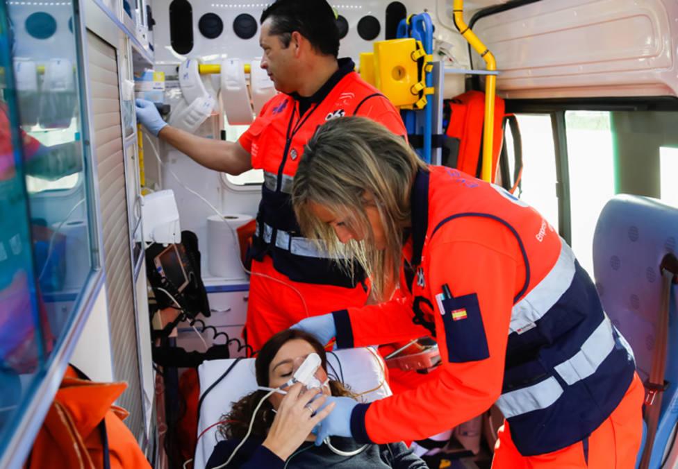 El centro coordinador del 061 en Málaga atiende 120.497 peticiones de asistencia en el primer semestre del año