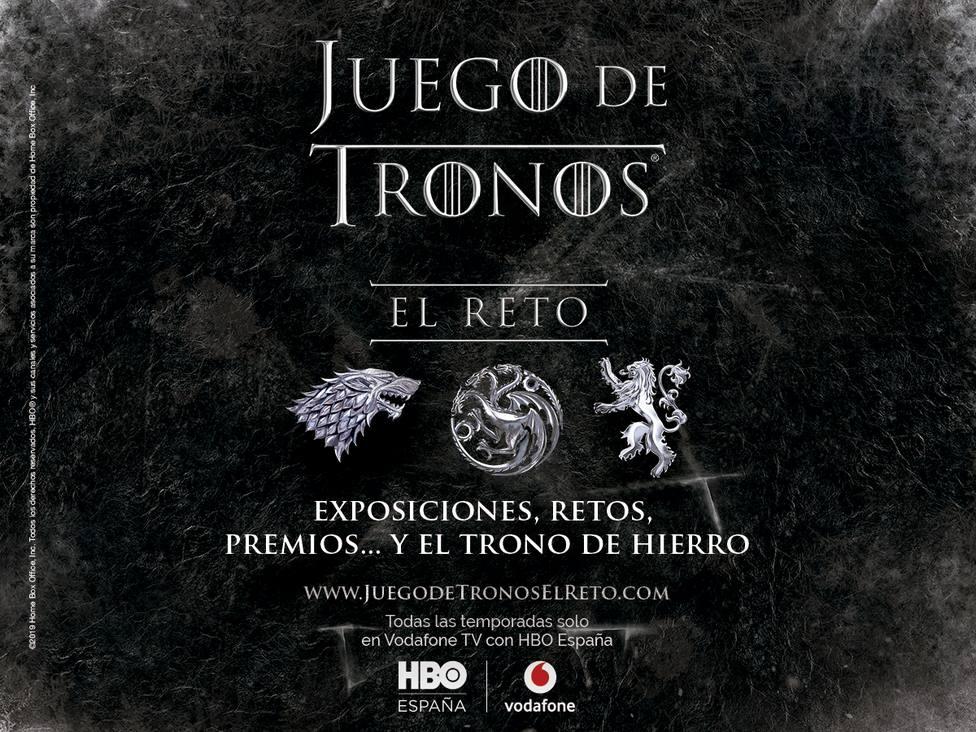 Juego de Tronos, llega en exclusiva a Larios Centro de Málaga capital