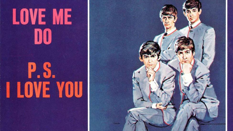 Love me do, la canción que cambió en el mundo toda una generación musical