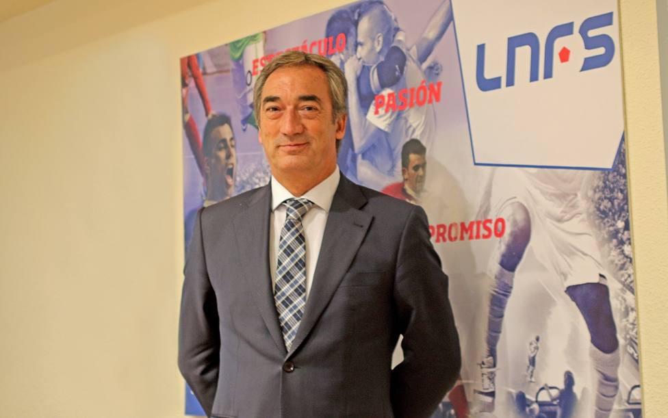 LNFS recuerda el respaldo a la gestión de Lozano y la falta de legitimidad de RFEF para asumir la liga