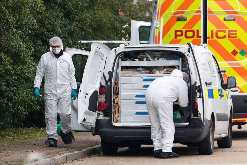Las 39 víctimas mortales de Essex (Inglaterra) iban en un camión frigorífico