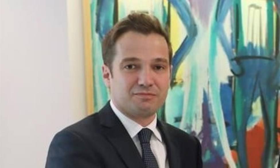 Álvaro Dorado, presidente de Alcoa España