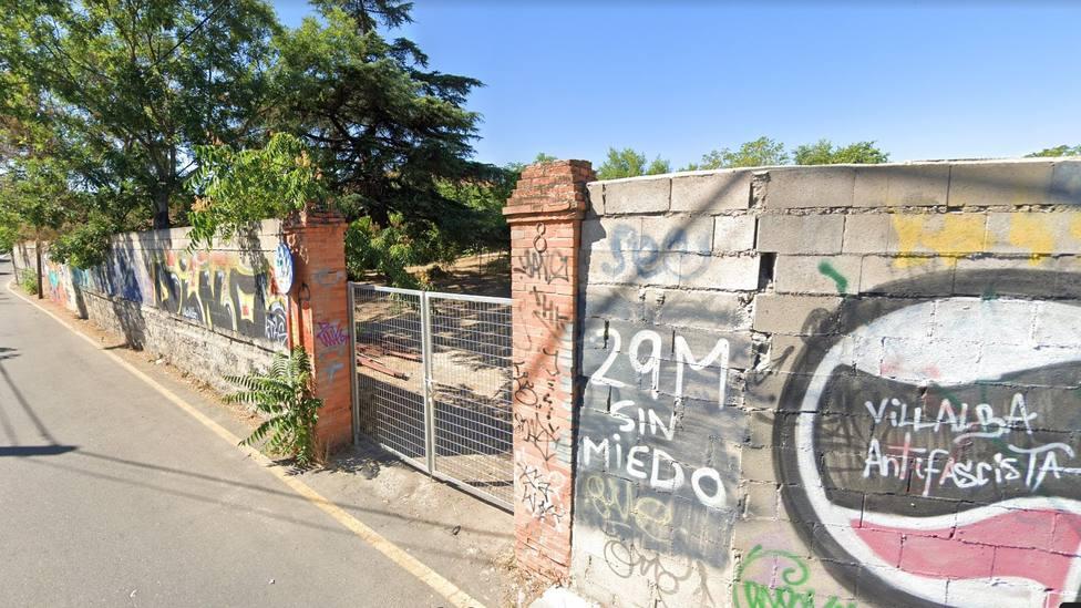 El suceso ocurrió en un solar cercano a la estación de tren /Google Maps