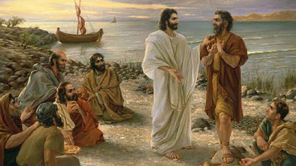 """Evangelio del 20 de febrero: """"Tú eres el Mesías"""""""