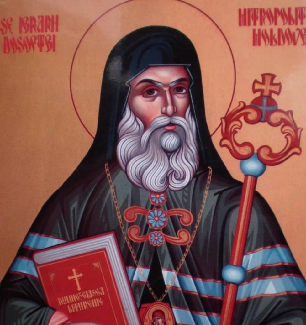 San Dositeo de Palestina fue un monje que vivió durante el siglo VI, y cuya celebración litúrgica es solo en l