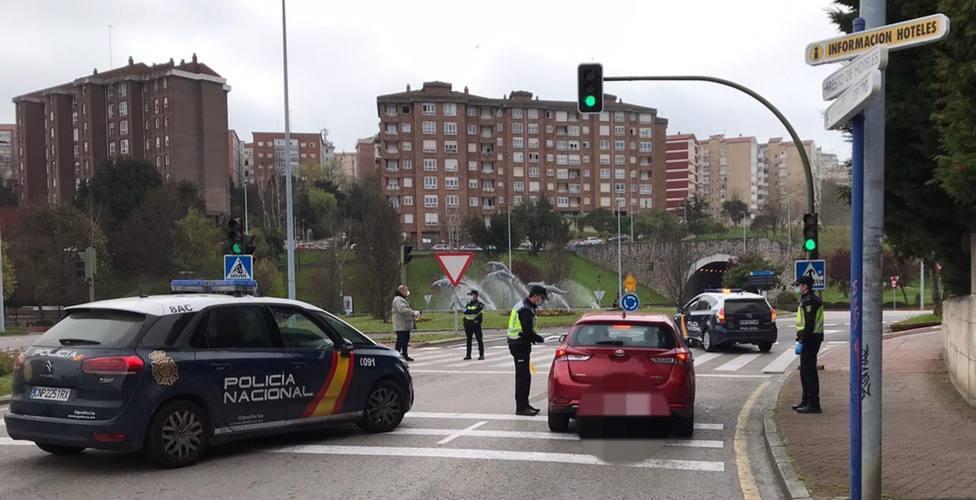 La Policía intensificará los controles este fin de semana en Asturias: Tolerancia cero
