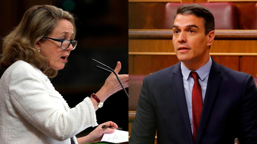 Calviño obligó a Sánchez a rectificar el acuerdo con Bildu para derogar la reforma laboral
