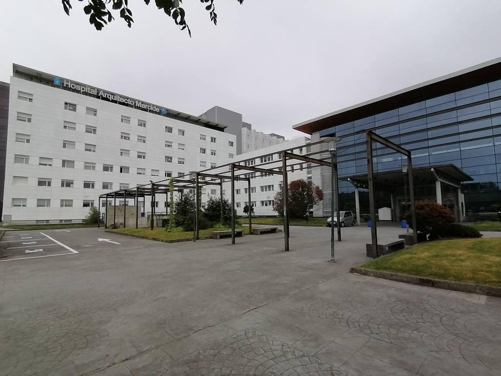 Foto de archivo del Hospital Arquitecto Marcide