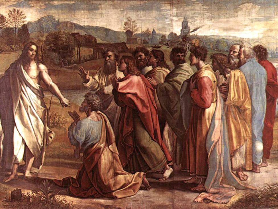 El Evangelio del 29 de junio: Tú eres Pedro, y sobre esta piedra edificaré mi Iglesia