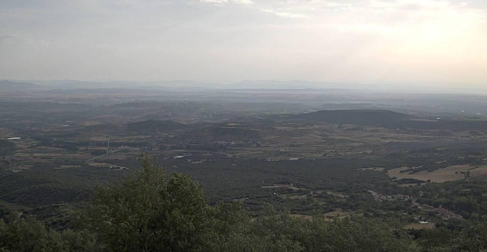 El tiempo en La Rioja marcado hoy por los chubascos y las altas temperaturas