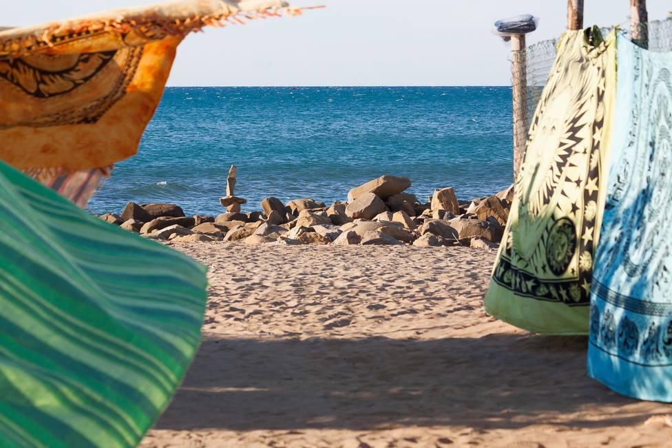 ¿Cuáles son las mejores playas mantener la distancia entre toallas?