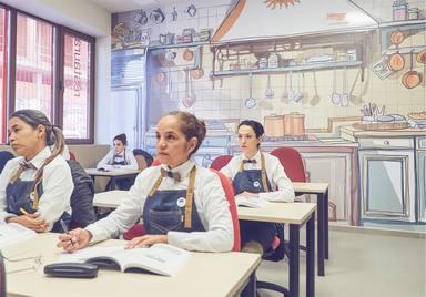 Escuela de Hostelería-Restaurante El Sembrador