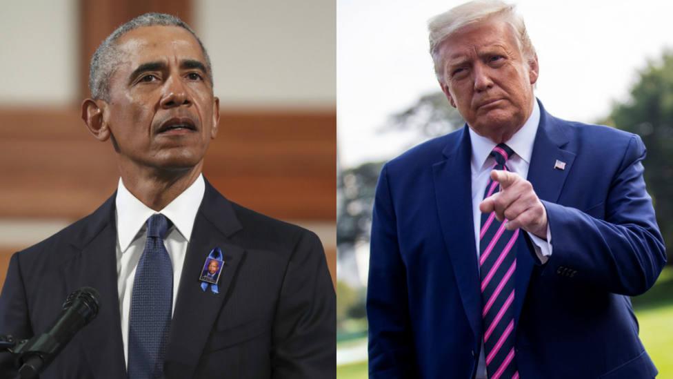 Obama y Trump: ¿realmente merecía uno el Nobel de la Paz más que el otro?