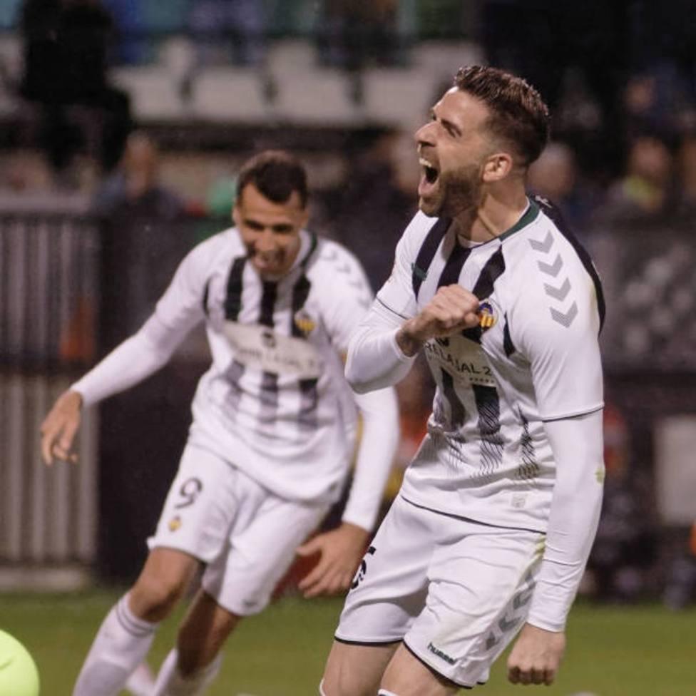 Rafa Gálvez se perderá el partido ante el Leganés por sanción