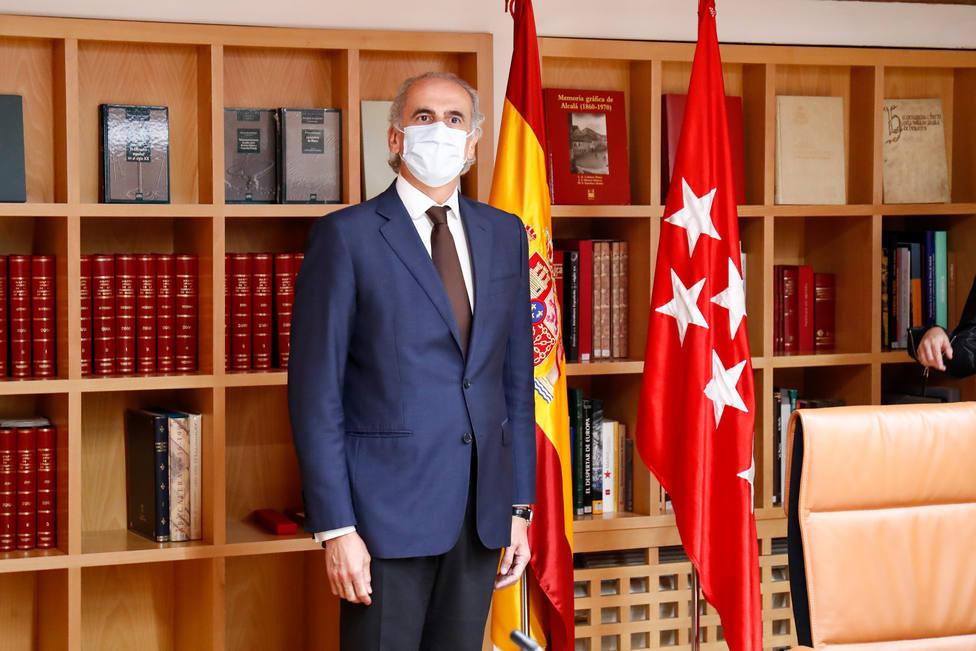 Ruiz Escudero acusa al Gobierno de dirigir un ataque político a Madrid