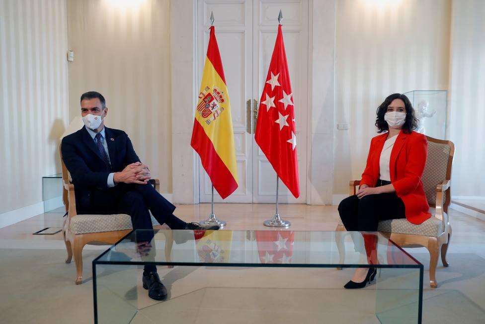 VOTA | ¿Apoyas la decisión del Gobierno de decretar el estado de alarma en Madrid?