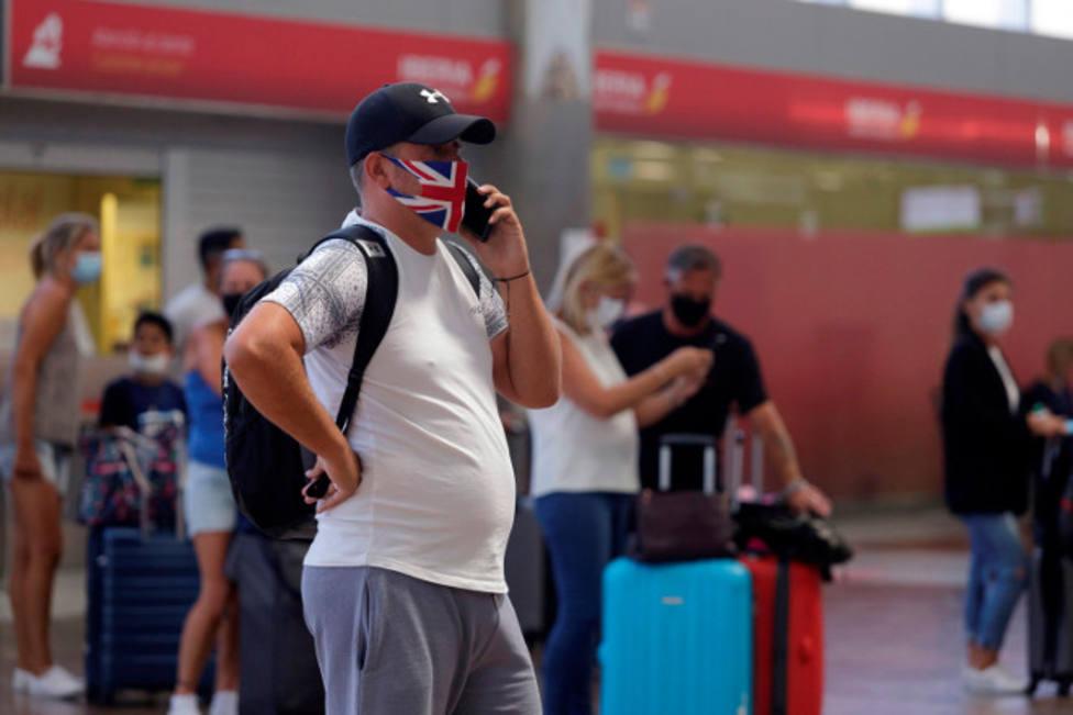 La inclusión de Canarias como destino seguro para el Reino Unido entra en vigor este domingo