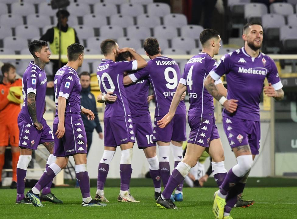 ACF Fiorentina vs Spezia Calcio