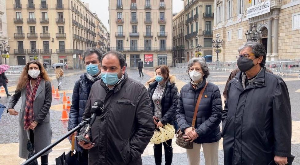 SCC demandará al Govern por negligencia ante la ola de violencia de las protestas por Hasel